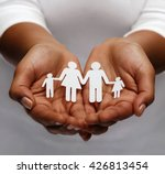 life insurance  love and... | Shutterstock . vector #426813454