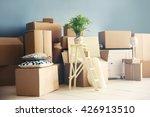 Packed Household Goods For...