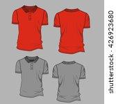 vector illustration. men's and... | Shutterstock .eps vector #426923680