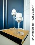 candlestick | Shutterstock . vector #426932644