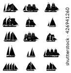 Sailing Ships Set