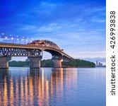 Auckland Harbour Bridge With...
