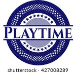 playtime jean background | Shutterstock .eps vector #427008289