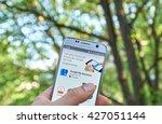montreal  canada   may 23  2016 ...   Shutterstock . vector #427051144