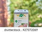 montreal  canada   may 23  2016 ... | Shutterstock . vector #427072069