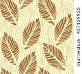 a seamless pattern tile with... | Shutterstock .eps vector #427139920