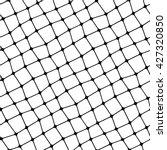modern stylish pattern of mesh. ... | Shutterstock .eps vector #427320850