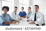 hospital  medical education ...   Shutterstock . vector #427369540