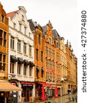 brussels  belgium   may 3  2015 ... | Shutterstock . vector #427374880