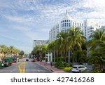 Miami Beach. Collins Avenue....