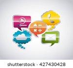app store design | Shutterstock .eps vector #427430428