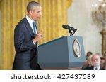 washington  d.c.   may 19 ... | Shutterstock . vector #427437589
