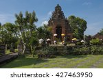 an ancient temple located in... | Shutterstock . vector #427463950