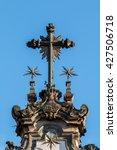 crucifix   cross   rood  ... | Shutterstock . vector #427506718
