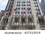 chicago downtown skyscraper | Shutterstock . vector #427515919