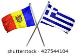 moldova flag  combined with... | Shutterstock . vector #427544104
