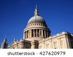 St Paul   S Cathedral In Londo...