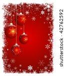 christmas | Shutterstock . vector #42762592