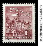 zagreb  croatia   september 13  ... | Shutterstock . vector #427626649