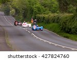 isle of man  uk   may 28 2016 ... | Shutterstock . vector #427824760