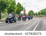 berlin  germany   may 28  2016  ... | Shutterstock . vector #427828273