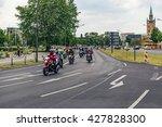 berlin  germany   may 28  2016  ... | Shutterstock . vector #427828300