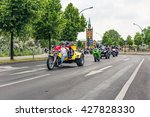 berlin  germany   may 28  2016  ... | Shutterstock . vector #427828330