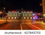 berlin  germany   may 16  2016  ... | Shutterstock . vector #427843753