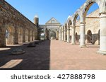 View To The Yard Of Convento D...