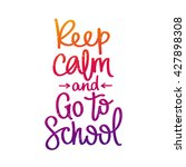 "quote ""keep calm and go to... 