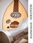 lute and darbuka 7 | Shutterstock . vector #428159230
