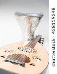 lute and darbuka 5 | Shutterstock . vector #428159248