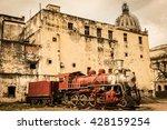 train old havana. | Shutterstock . vector #428159254