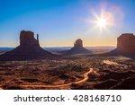 amazing daytime image of... | Shutterstock . vector #428168710