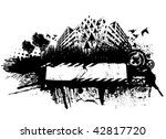 urban city vector | Shutterstock .eps vector #42817720