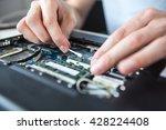 Computer Literacy Repair Men...