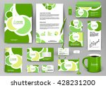 professional universal branding ... | Shutterstock .eps vector #428231200