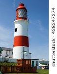 Small photo of Souter Lighthouse, Marsden, South Tyneside, England. UK.