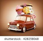 Cute Fantastic Chocolade Car...