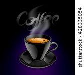 vector illustration of black...   Shutterstock .eps vector #428335054