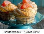 Orange And Vanilla Bean Swirle...