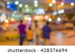 abstract blurred image of... | Shutterstock . vector #428376694