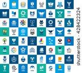 vector logo school | Shutterstock .eps vector #428422324