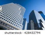 world trade center new york | Shutterstock . vector #428432794