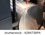 industrial metal machining... | Shutterstock . vector #428473894