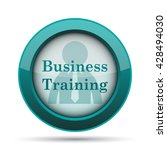 business training icon.... | Shutterstock . vector #428494030
