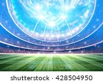 stadium 3d | Shutterstock . vector #428504950