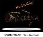 vector concept or conceptual... | Shutterstock .eps vector #428560663