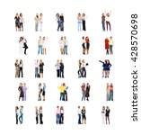 office culture united company  | Shutterstock . vector #428570698