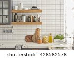 a collection of different... | Shutterstock . vector #428582578